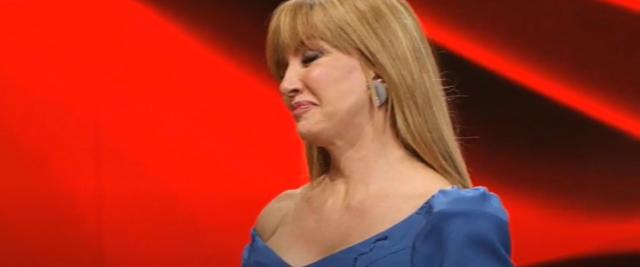 Milly Carlucci scoppia a piangere in diretta a Ballando finito