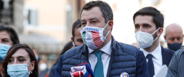 Salvini Toninelli
