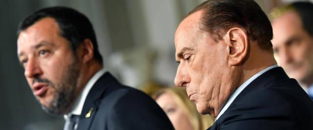 Salvini Berlusconi