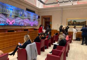 conferenza Senato