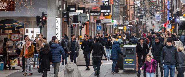 Svezia lockdown