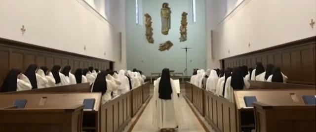 Covid nel monastero di suore trappiste