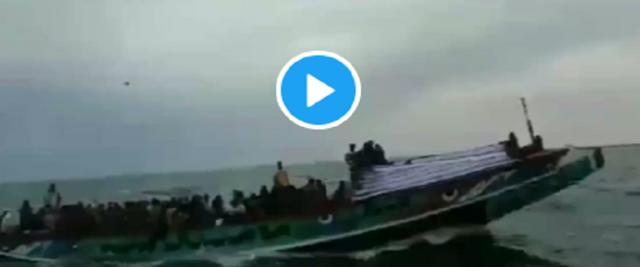 Migranti arrivati al grido Allah Akbar
