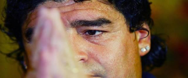 Morte Maradona e infermiera