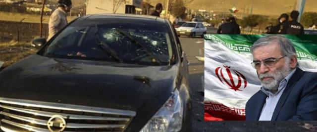 uccisione scienziato iraniano