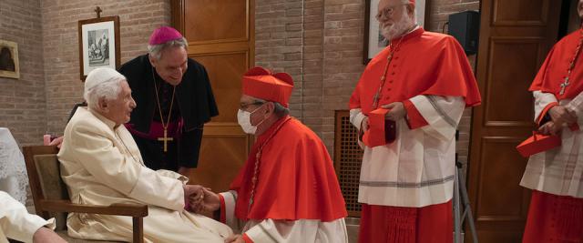 Ratzinger muto