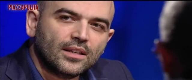 Saviano Meloni Salvini