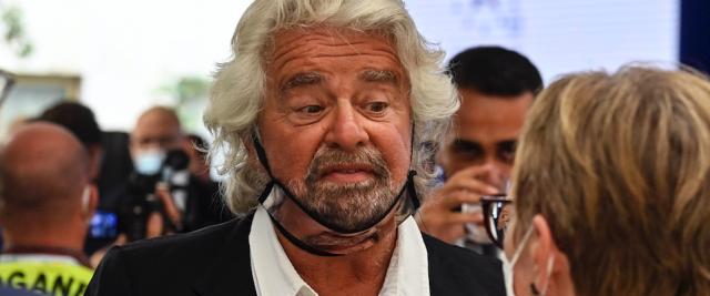 Beppe Grillo patrimoniale