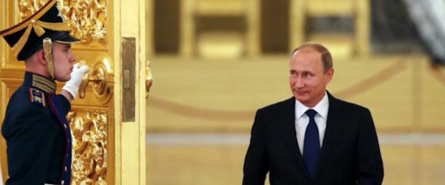Putin Cremlino