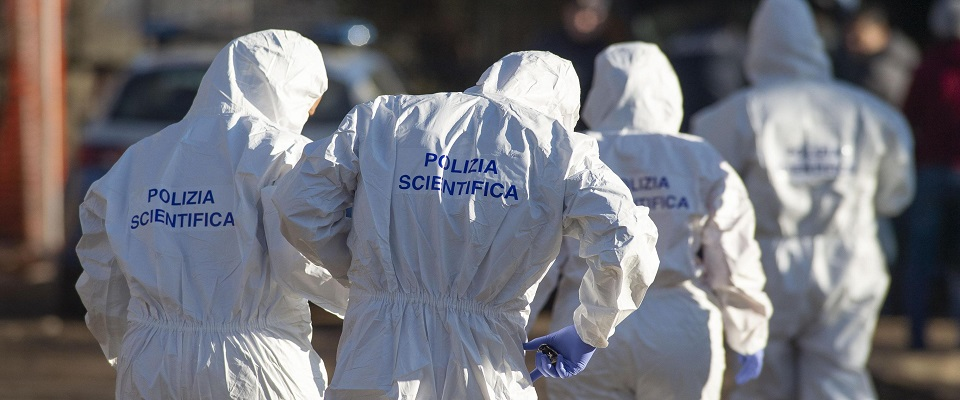 Firenze resti umani in 2 valigie