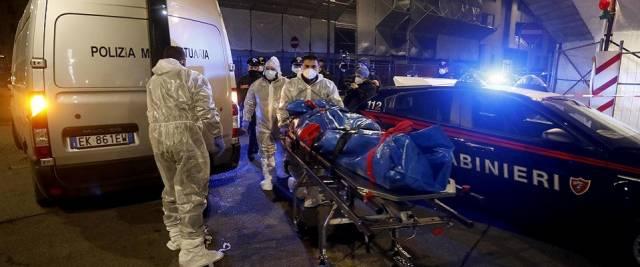 ginecologo sgozzato in una rapina a Milano