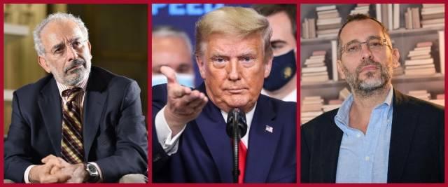 Gad Lerner e Formigli su censura social a Trump