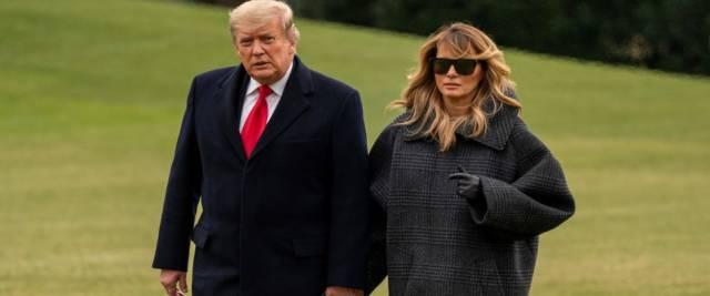 Friedman Melania Trump