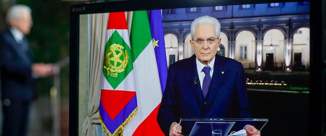 discorso Mattarella