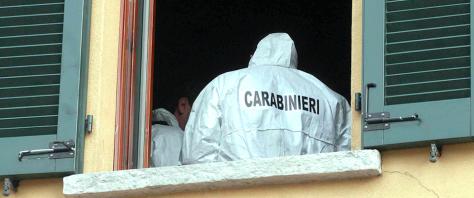 Sharon, indagine carabinieri