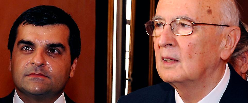 Palamara e Napolitano