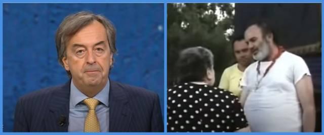 Vaccino Burioni cita Mario Brega e Verdone