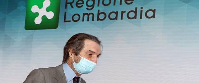 Lombardia zona rossa Fontana