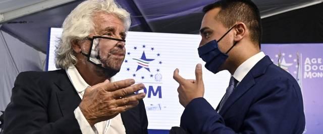 M5s Grillo patto tra partiti