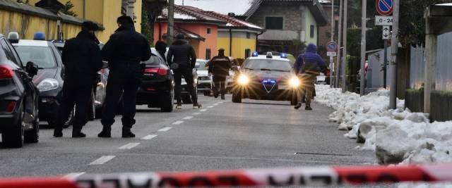 omicidio Colleoni arrestato il figlio