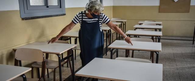 scuola allarme ritorno in classe