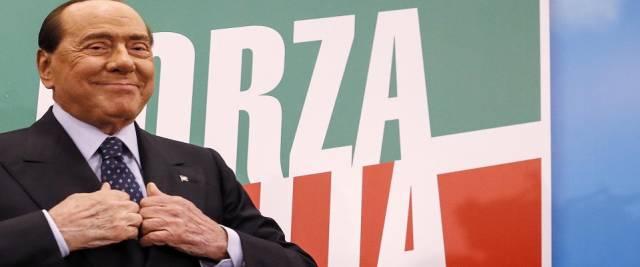 Berlusconi sui 27 anni di FI