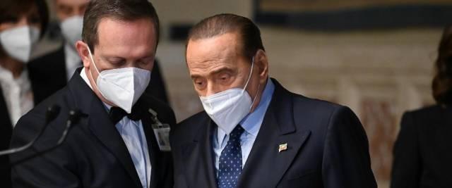 Berlusconi ricoverato ANSA