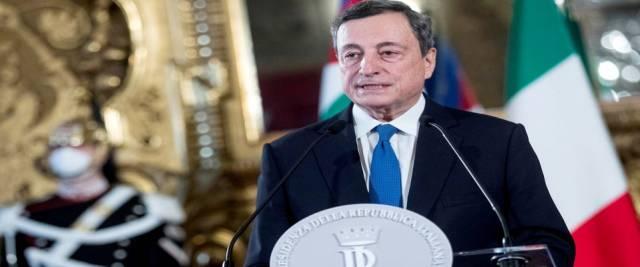 Draghi M5S