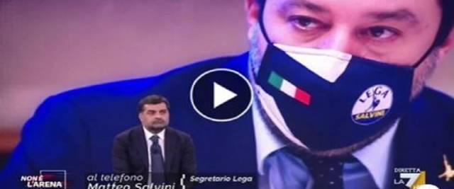 Palamara chiede scusa a Salvini