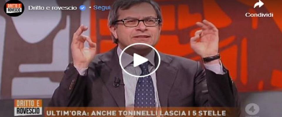 Pedullà su Toninelli