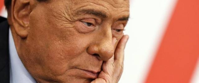 Berlusconi Draghi
