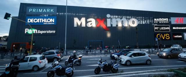 centro commerciale maximo