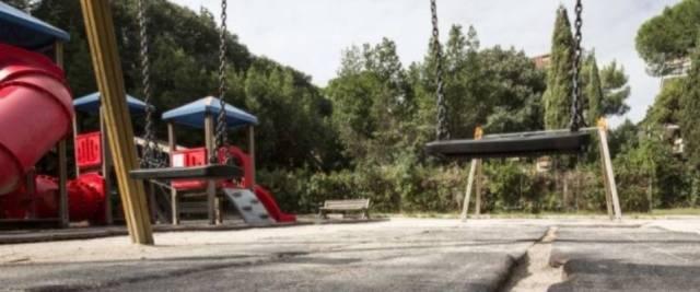 maniaco parco giochi