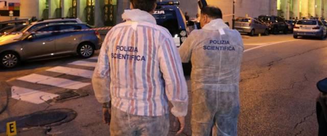 poliziotti uccisi