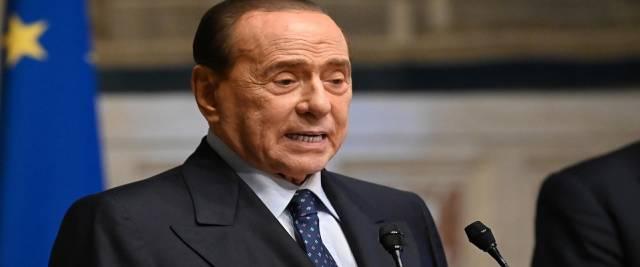 Berlusconi su governo Draghi