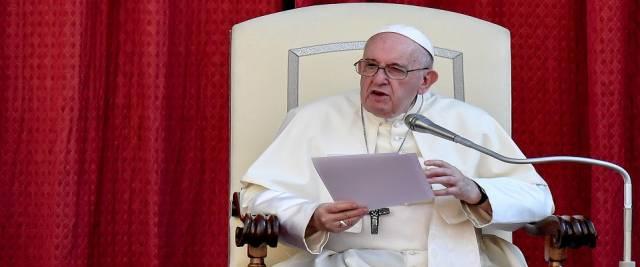 minacce per Papa in Iraq
