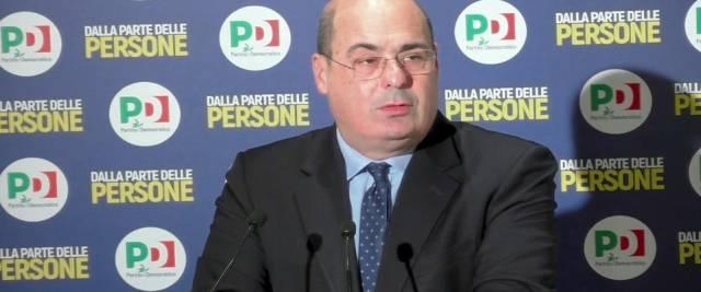 donne Pd contro Zingaretti