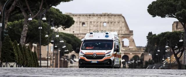 tutta Italia arancione lockdown