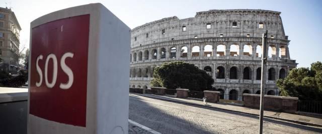 rapire bimba roma
