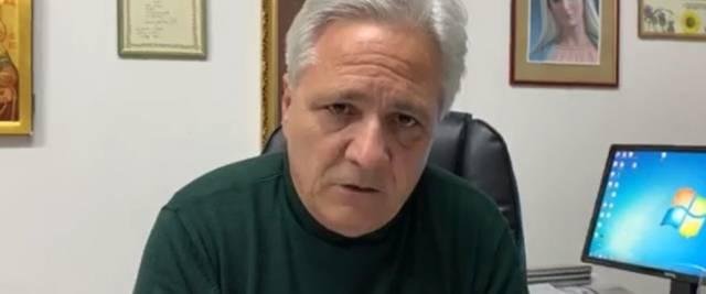 vaccino russo, sindaco Rodi Garganico