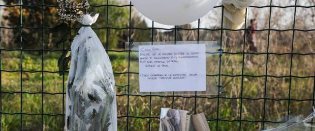 16enne morto al parco di Aprilia
