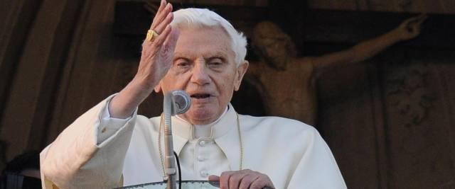Benedetto XVI gender