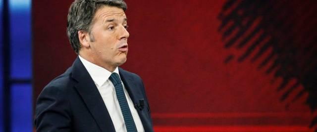Renzi fa il piagnisteo