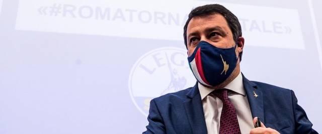 Salvini punta su Roma e Bertolaso
