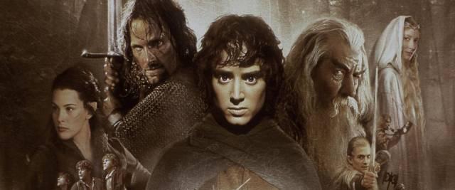 Signore degli Anelli disegni Tolkien
