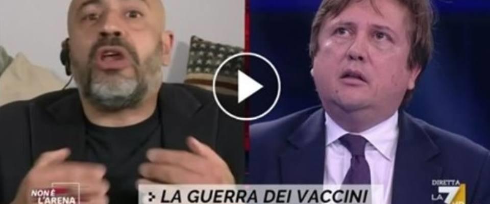 Vaccini Paragone e Sileri