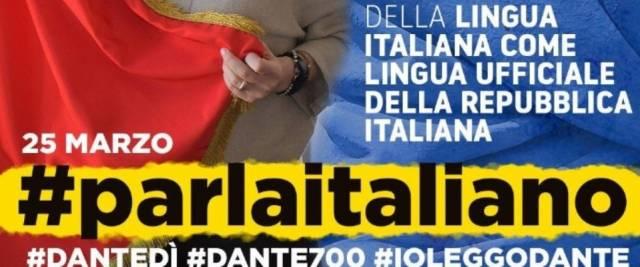 dante LINGUA ITALIANA