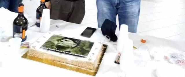 torta Mussolini