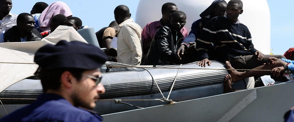 Lampedusa 10 agenti positivi al Covid