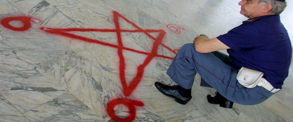 rito satanico